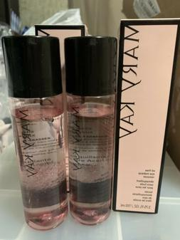 2 Mary Kay Oil-Free Eye Makeup Remover- 3.75 fl. oz.  Fast F