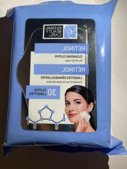 cleansing makeup remover facial wipes